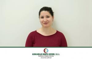 VERÓNICA LÓPEZ Asesoría laboral Albaladejo